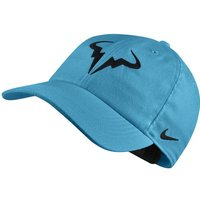NikeCourt AeroBill Rafa H86 Adjustable Tennis Hat - Blue