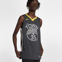 Kevin Durant Statement Edition Authentic (Golden State Warriors) Men's Nike NBA Connected Jersey - B
