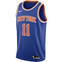 Frank Ntilikina Knicks Icon Edition Nike NBA Swingman Jersey - Blue