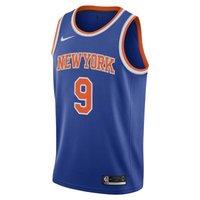 Мужское джерси Nike NBA Swingman RJ Barrett Knicks Icon Edition фото