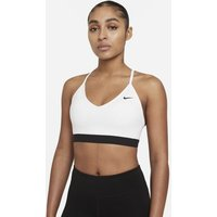 Nike Indy Women's Light-Support Sports Bra - White