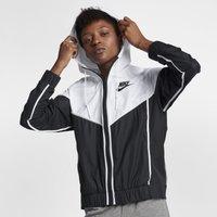 Nike Sportswear Windrunner Women's Woven Windbreaker - Black