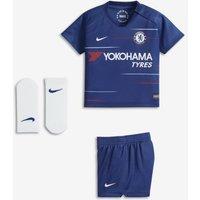 2018/19 Chelsea FC Stadium Home Baby&Toddler Football Kit - Blue