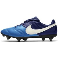 Nike Premier II Anti-Clog Traction SG-PRO Soft-Ground Football Boot - Blue