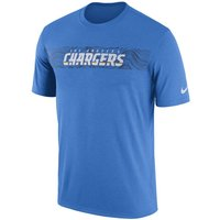 Nike Dri-FIT Legend Seismic (NFL Chargers) Men's T-Shirt - Blue