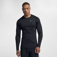 Nike Pro Warm Men's Long-Sleeve Top - Black
