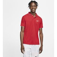 NikeCourt Dri-FIT Men's Tennis Polo - Red