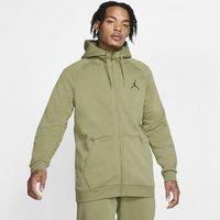 Jordan Jumpman Men's Fleece Full-Zip Hoodie - Green