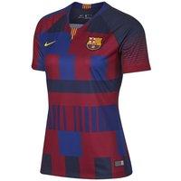 FC Barcelona 20th Anniversary Women's Shirt - Blue