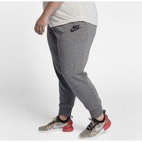 Nike Plus Size - Sportswear Rally Women's Trousers - Grey