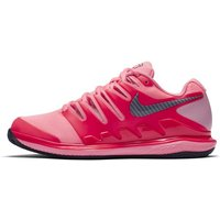 NikeCourt Air Zoom Vapor X Women's Clay Tennis Shoe - Red