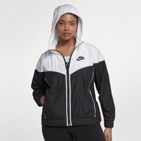 Nike Plus Size - Sportswear Windrunner Women's Jacket - Black