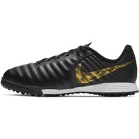 Nike Jr. Tiempo Legend VII Academy TF Younger/Older Kids' Artificial-Turf Football Shoe - Black