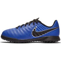 Nike Jr. Tiempo Legend VII Academy TF Younger/Older Kids' Artificial-Turf Football Shoe - Blue