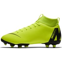 Nike Jr. Superfly 6 Academy MG Younger/Older Kids' Multi-Ground Football Boot - Yellow