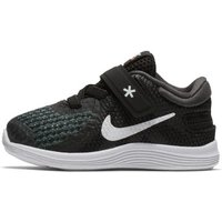 Nike Revolution 4 FlyEase Baby and Toddler Shoe - Black