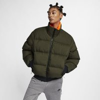 NikeLab Collection Womens Puffer Jacket - Khaki