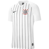 S.C. Corinthians 2019/20 Stadium Home Men's Football Shirt - White