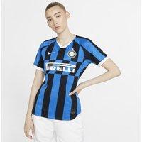 Inter Mailand 2019/20 Stadium Home Damen-Fußballtrikot - Blau