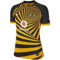 Kaizer Chiefs F.C. 2019/20 Stadium Home Women's Football Shirt - Orange