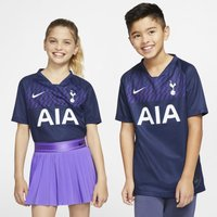 Tottenham Hotspur 2019/20 Stadium Away Older Kids' Football Shirt - Blue