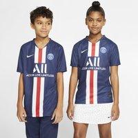 Paris Saint-Germain 2019/20 Stadium Home Older Kids' Football Shirt - Blue