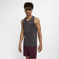 Nike TechKnit Cool Men's Running Tank - Black