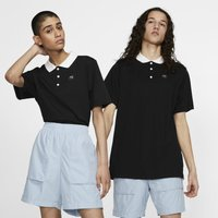 Nike SB Dri-FIT Short-Sleeve Skate Polo - Black