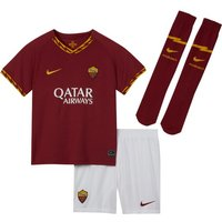A.S. Roma 2019/20 Home Younger Kids' Football Kit - Red