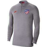 Nike Dri-FIT Atletico de Madrid Strike Men's Football Drill Top - Grey