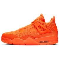 Air Jordan 4 Retro Flyknit Men's Shoe - Orange