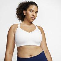 Nike Rival Women's Sports Bra - White