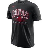 Chicago Bulls Nike Dri-FIT Men's NBA T-Shirt - Black