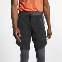 Nike Tech Pack Men's 3/4 Running Trousers - Black