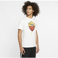 A.S. Roma Men's T-Shirt - White