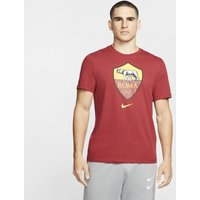 A.S. Roma Men's T-Shirt - Red