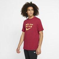FC Barcelona Men's Football T-Shirt - Red