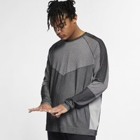 Nike Sportswear Tech Pack Men's Long-Sleeve Knit Top - Black