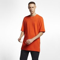 Nike Sportswear Tech Pack Short-Sleeve Top - Orange