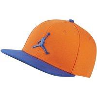 Jordan Pro Jumpman Snapback Hat - Orange