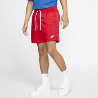 Nike Sportswear Men's Woven Shorts - Red