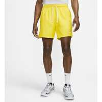 Nike Sportswear Men's Woven Shorts - Yellow