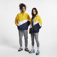 Nike Sportswear' Swoosh' Woven Windbreaker - Yellow
