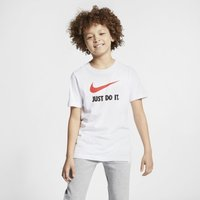 Nike Sportswear Older Kids' JDI T-Shirt - White