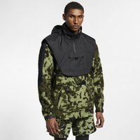 Nike x MMW Men's Hooded Fleece Jacket - Black