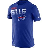 Nike Legend (NFL Bills) Men's Short-Sleeve T-Shirt - Blue