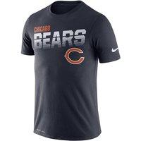 Nike Legend (NFL Bears) Men's Short-Sleeve T-Shirt - Blue