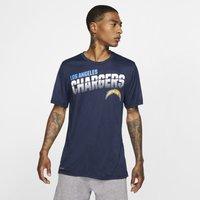 Nike Legend (NFL Chargers) Men's Short-Sleeve T-Shirt - Blue