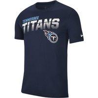 Nike Legend (NFL Titans) Men's Short-Sleeve T-Shirt - Blue