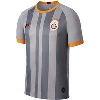 Galatasaray 2019/20 Stadium Third Men's Football Shirt - Grey
